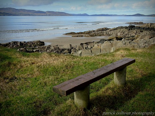 a view of lough swilly