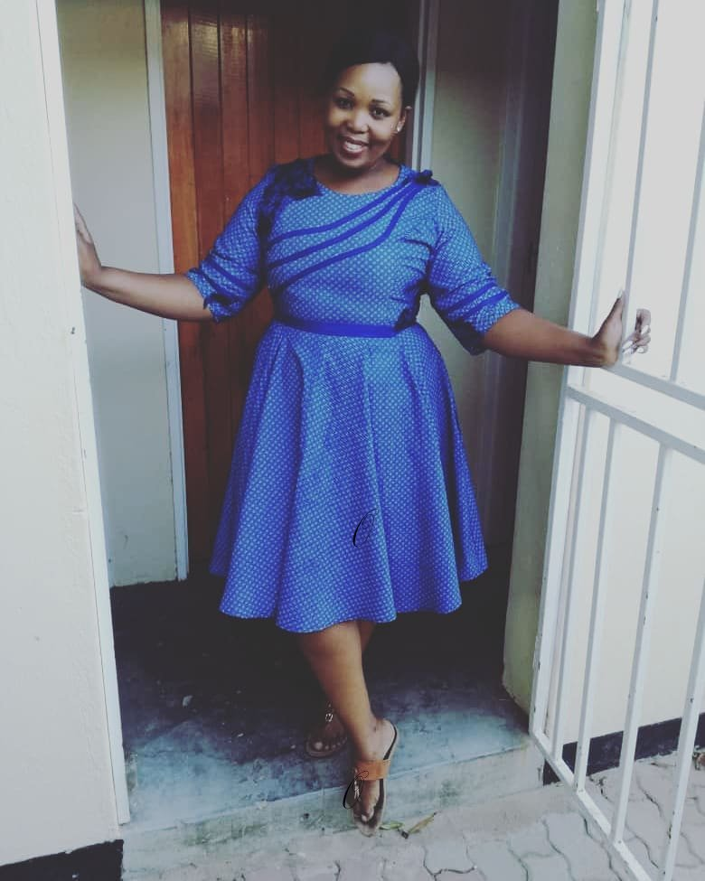 Top South African Shweshwe Dresses For 2019 Traditional In
