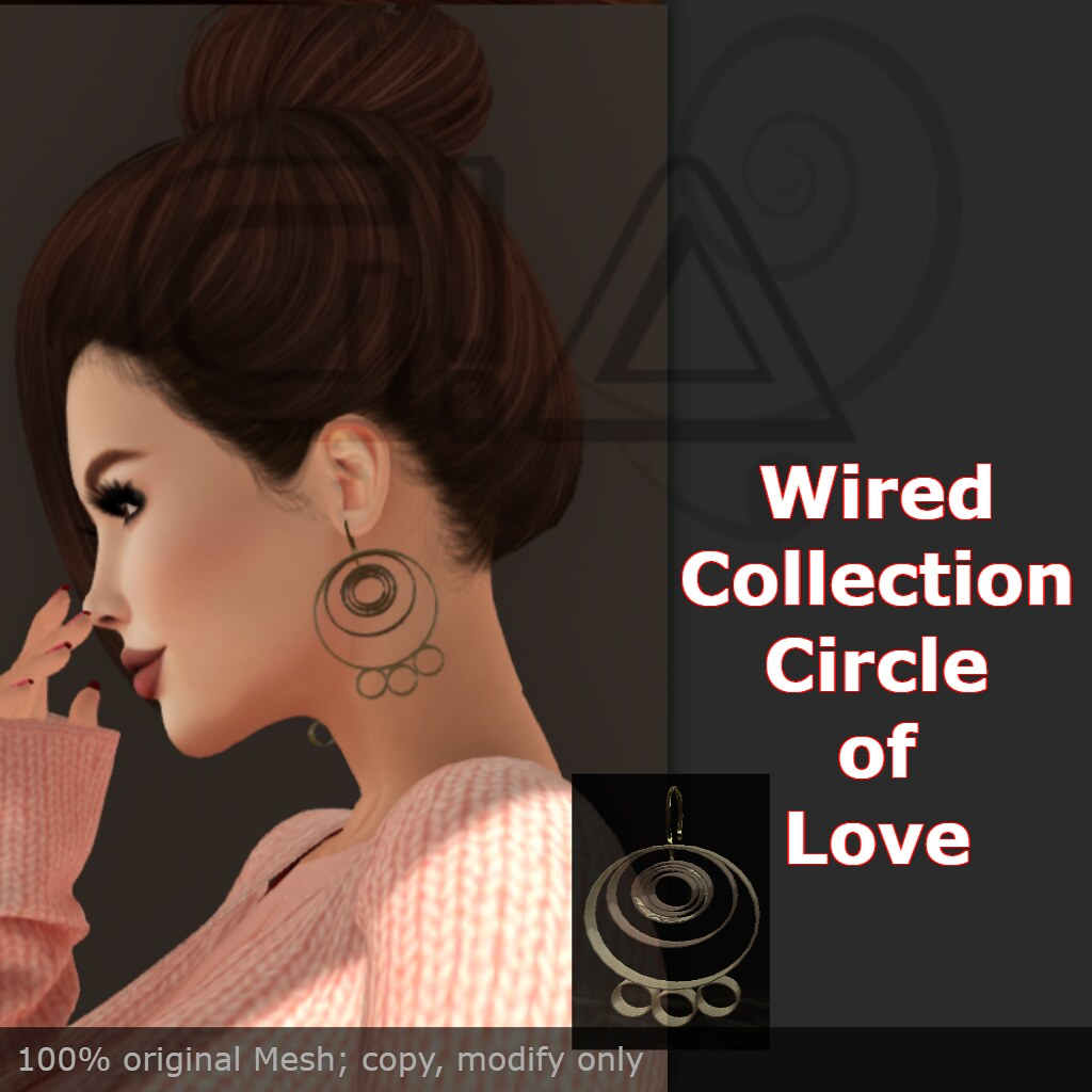 Wired Collection circle of love vendor