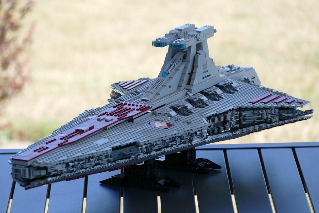 UCS Venator-Class Star Destroyer