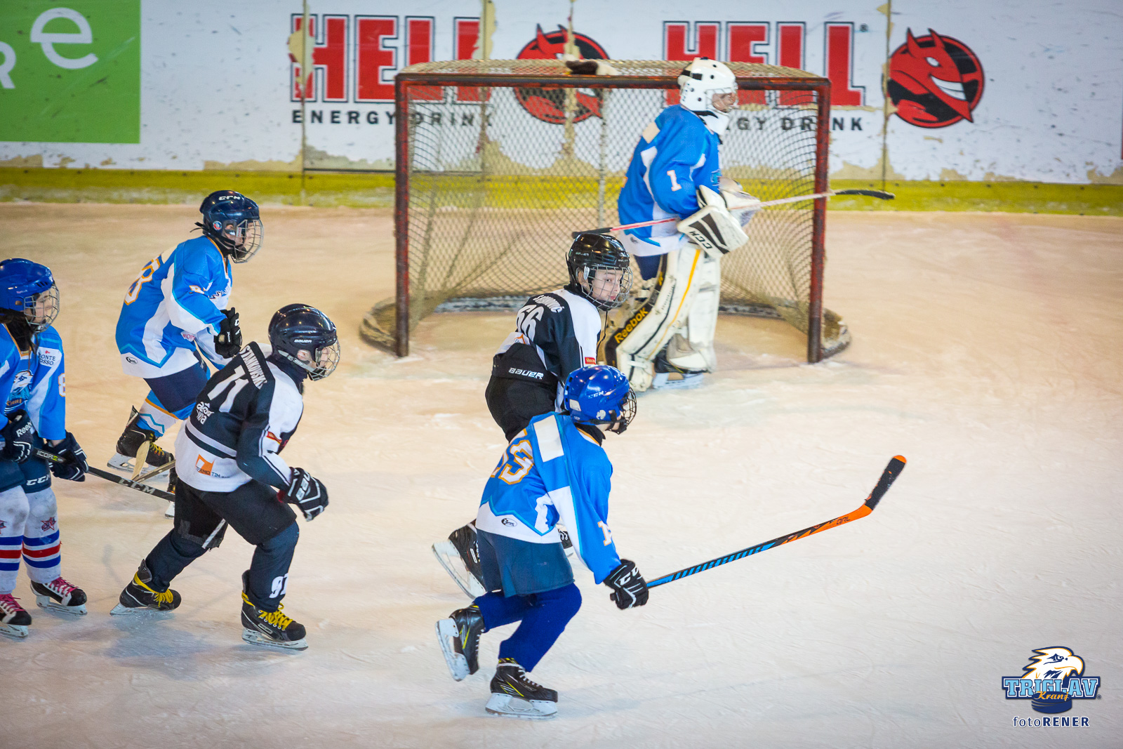15. odprto prvenstvo Zagreba v hokeju na ledu (1.dan), 16.2.2019