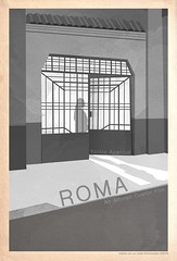 "Film poster for ""Roma"" 2018"