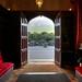Kylemore Abbey Door