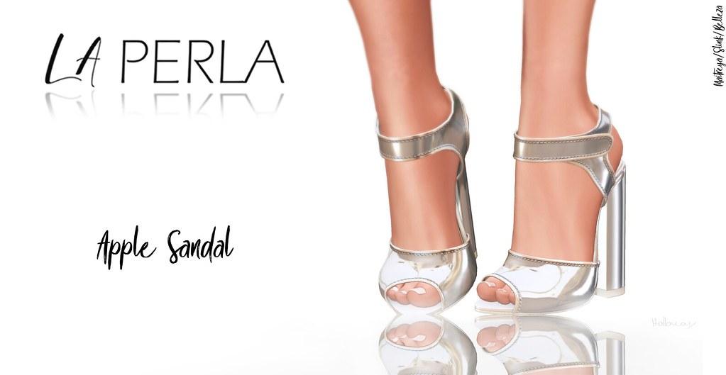 {LP} – Apple Sandal L$1