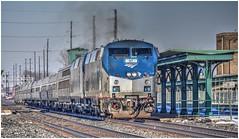 Amtrak Railroad