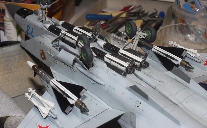 MiG-31B Foxhound, AMK 1/48 - Sida 10 46464306791_2a107da813_c