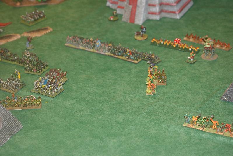 [4000 - Orcs+HL vs Khemri] La bataille des pyramides noires 46466205315_44c677d766_c