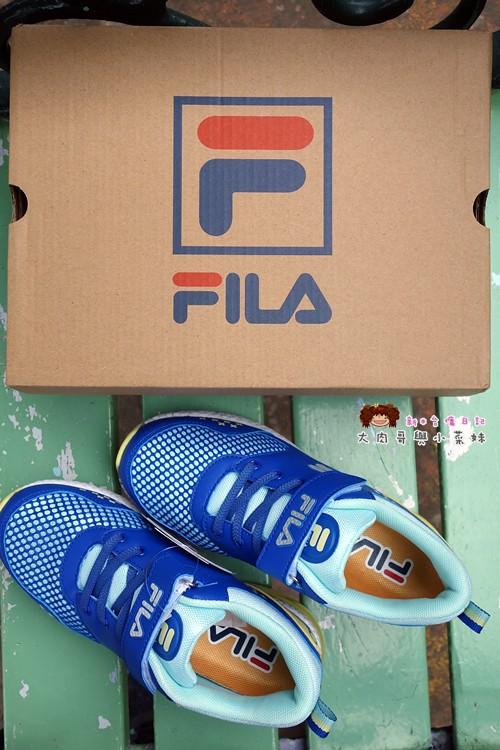 FILA 兒童氣墊慢跑鞋 足弓支撐鞋墊 (13)
