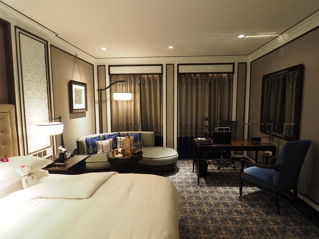 曼谷THE ATHENEE HOTEL (21)
