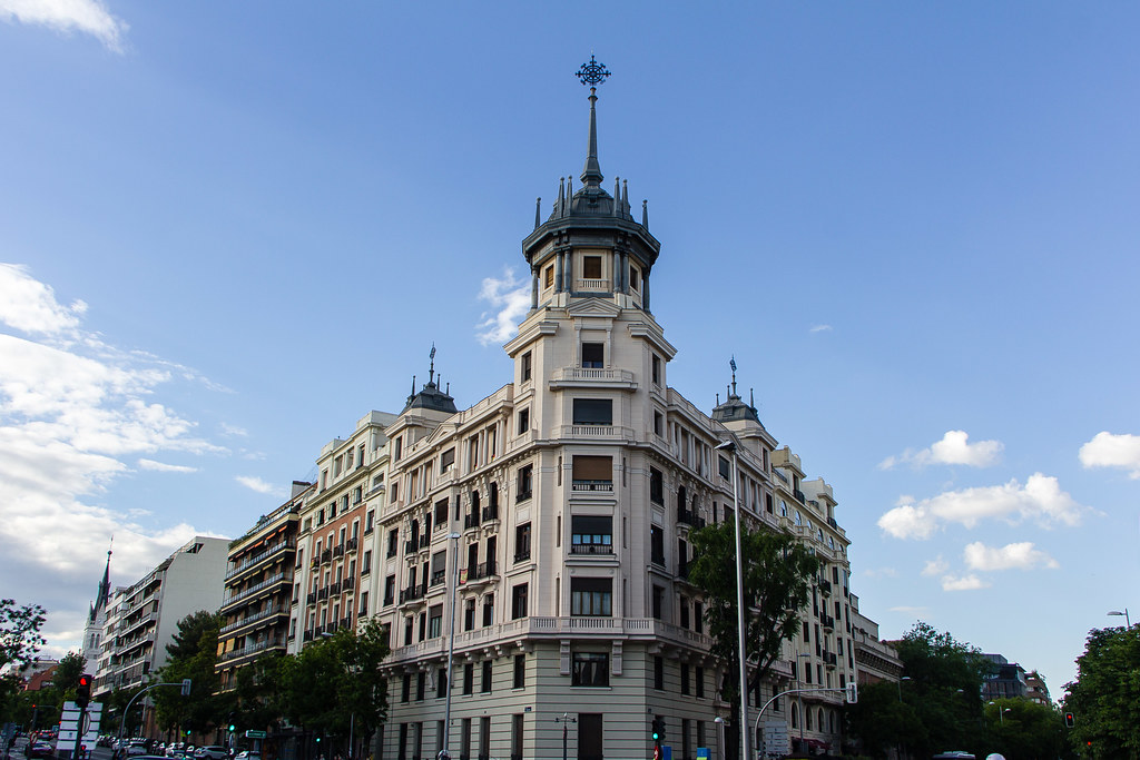Fotos de edificios del barrio de chamber madrid - Zona chamberi madrid ...