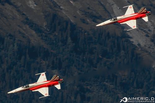 Northrop F-5 E Tiger II - Patrouille Suisse