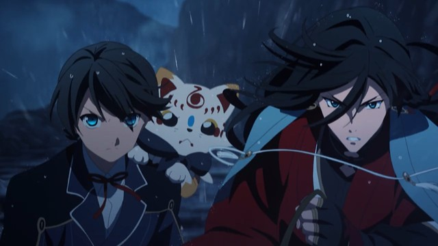 Katsugeki Touken Ranbu Complete Series Anime MVM Entertainment Screen Cap