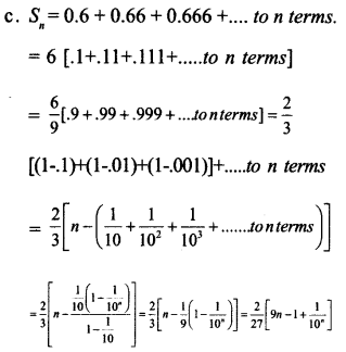Plus One Maths Model Question Papers Paper 3A20.1