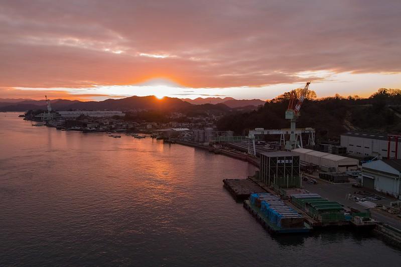 2019 1st SunRise - Onomichi