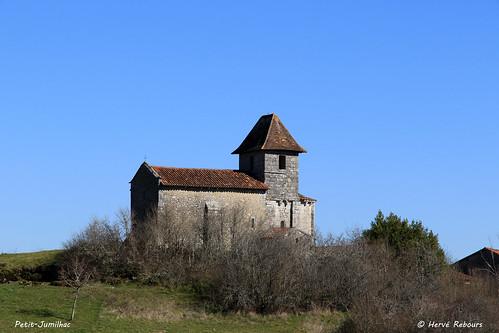 24 La Chapelle-Faucher - Petit Jumilhac Eglise XII