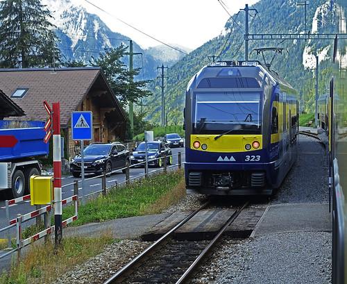 RD18841.  BOB at  Burglauenen.