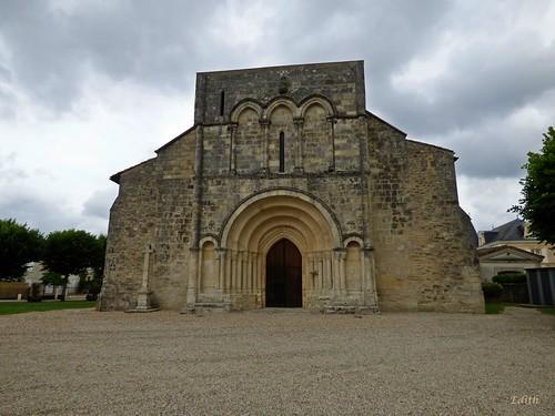 Église Saint-Saturnin...Moulis-en-Médoc