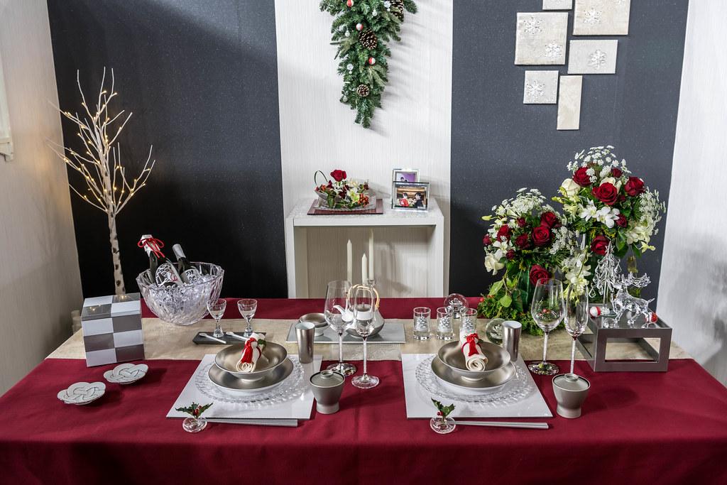 錫婚式の聖夜に感謝を込めて〜結婚10周年のクリスマス・イブに〜 / 中村公絵