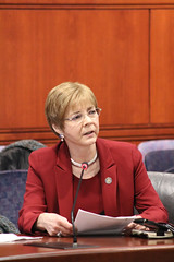 Rep. Zawistowski testifies in support of  HB 5156 'An Act Concerning First Responder Training for Incidents Involving Juveniles with Autism Spectrum Disorder and Nonverbal Learning Disorder'