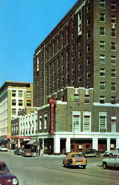 Sioux City, Iowa, Warrior Hotel