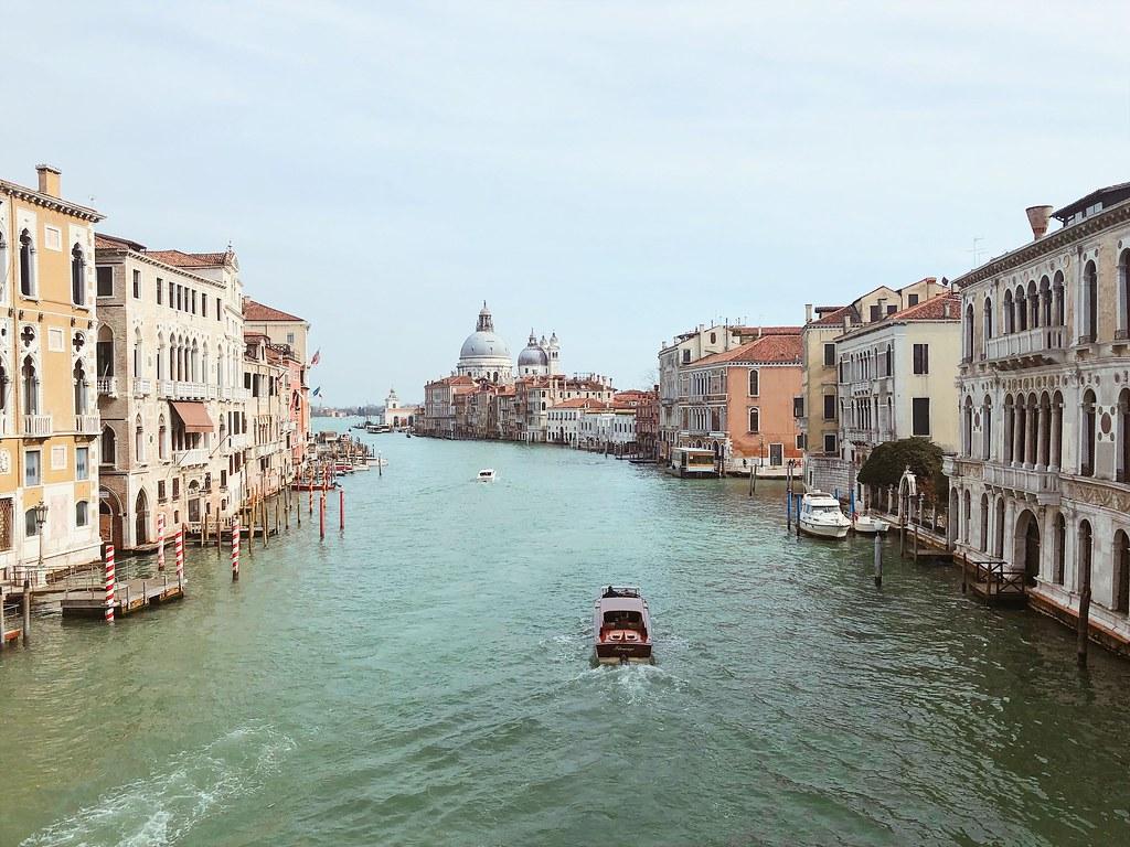 Венеция Гранд Канал