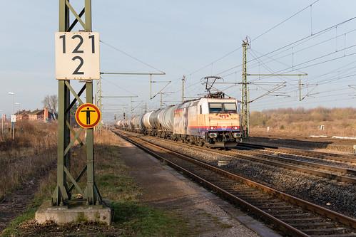 185 589 in Neudietendorf