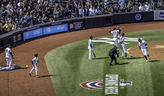 A three run homer will do that