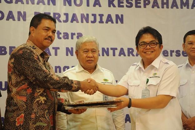 Dorong Penyaluran KPR, BTN Gandeng PT Kawasan Berikat Nusantara