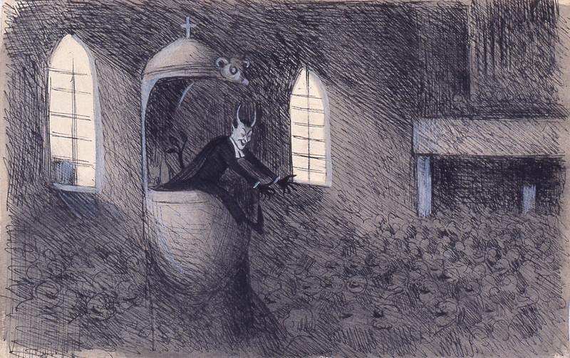 Ivar Arosenius - Title Unknown, 3