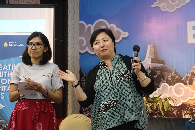 Boot Camp Wirausaha Muda 2019 UNESCO-CITI