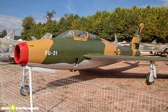 BA08-FU-31---52-7178---Belgian-Air-Force---Republic-F-84F-Thunderstreak---Savigny-les-Beaune---181011---Steven-Gray---IMG_5231-watermarked