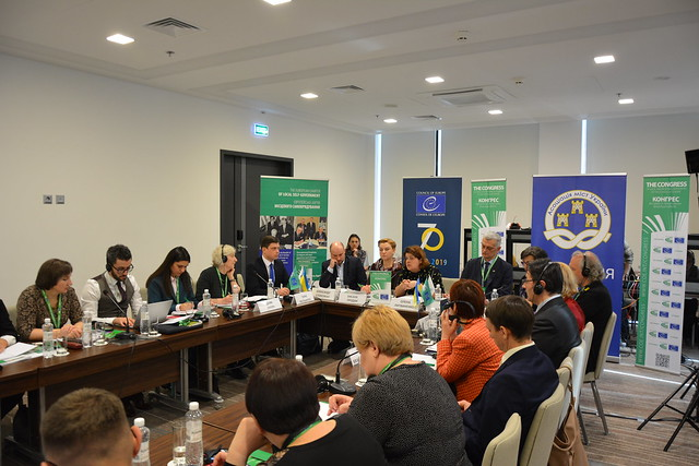 Ukraine: Round table on Gender Equality and Open Government