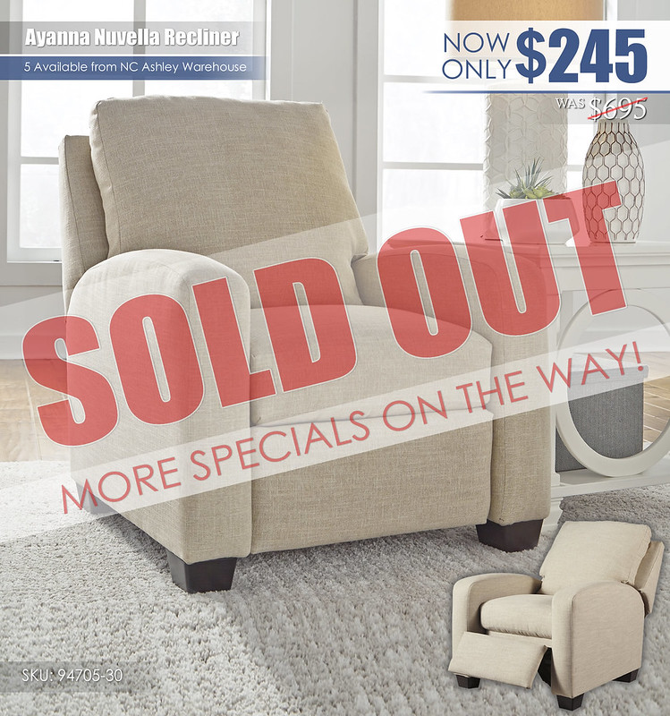 Ayanna Nuvella Recliner_94705-30_SOLD Out