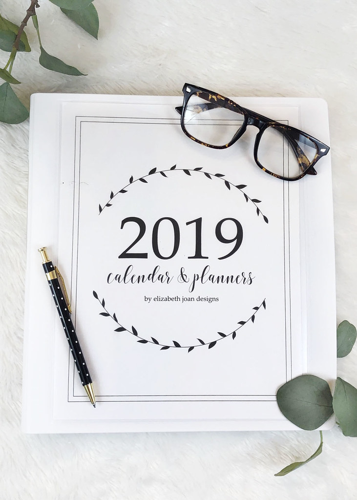 2020 Calendar and Planners