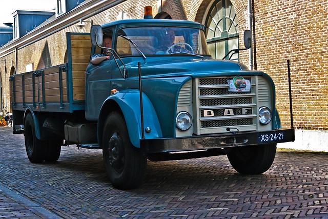 DAF Torpedo Truck 1968 (8177)