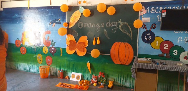 ORANGE DAY CELEBRATION 2K18