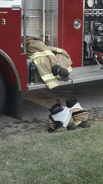 Mt. Zion House Fire 2016