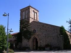 20080831 28743 1001 Jakobus St Georges Haute Ville Kirche - Photo of Saint-Jean-Soleymieux