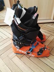 Lyžařské boty Tecnica Mach1 130 MV - titulní fotka