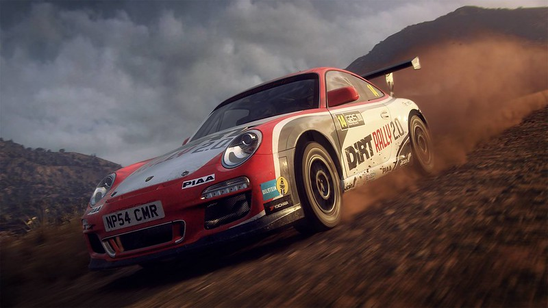 Dirt Rally 2_0 Porsche 911 Rally