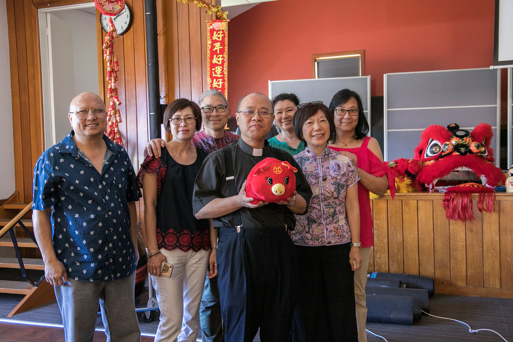 2019 Lunar New Year Celebrations (10.02.19)