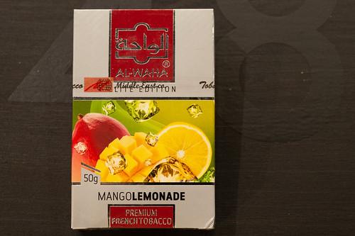 Al-Waha Elite Mango Lemonade