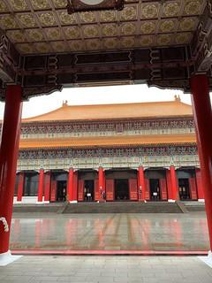 台湾旅行 忠烈祠