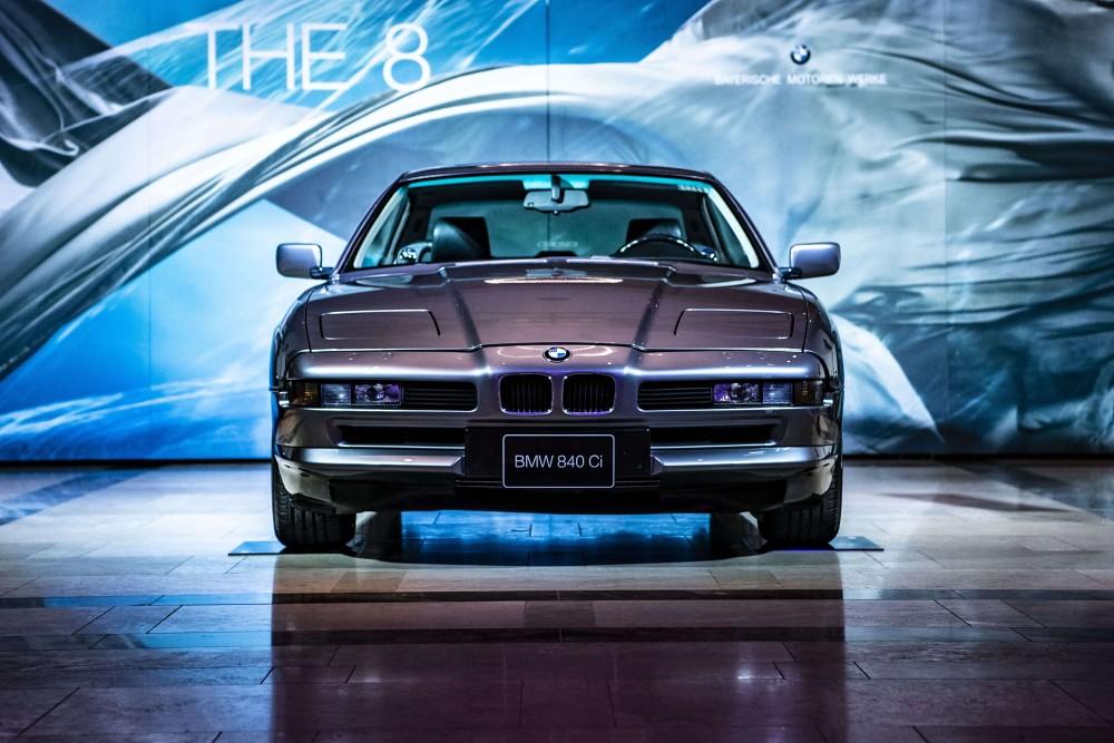 [新聞照片五]BMW 全新8系列-BMW 840 Ci