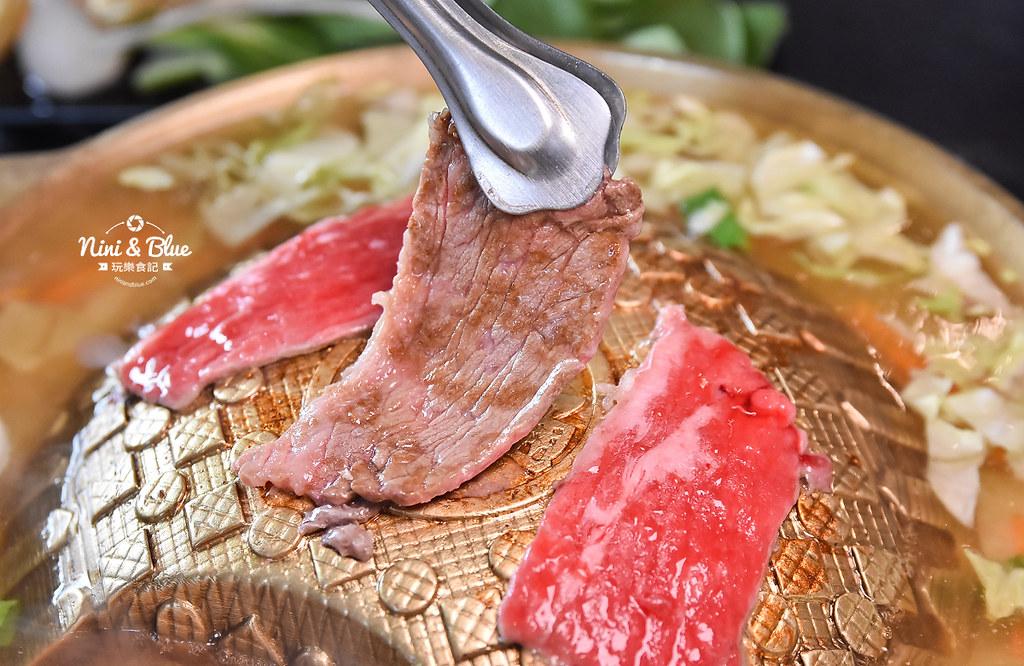 一饌 泰式銅盤燒烤火鍋 草屯南投 田間隱藏28