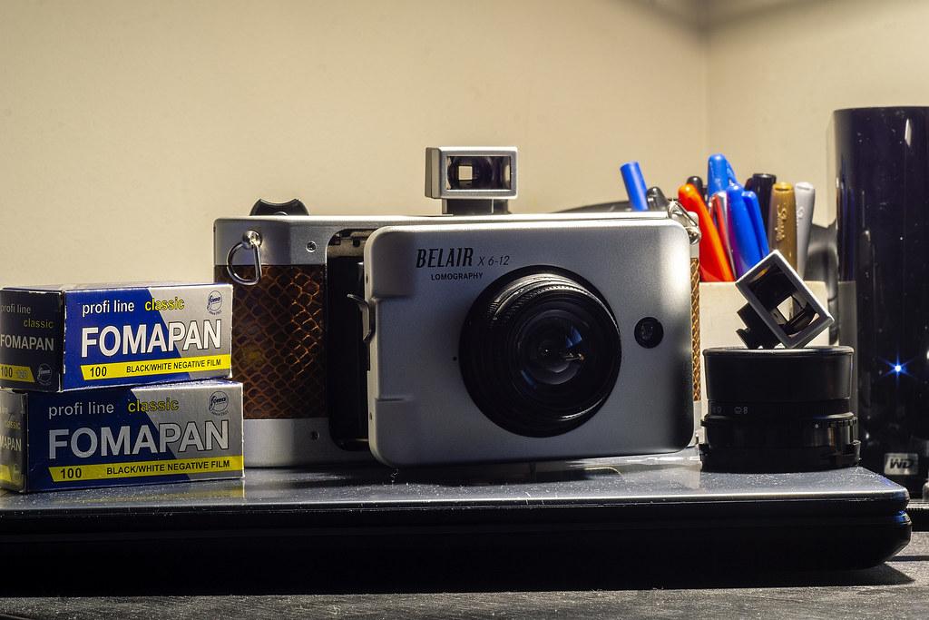 Camera Review Blog No. 103 - Lomography Belair X 6-12