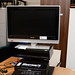 Philips flat screen with soar view E110