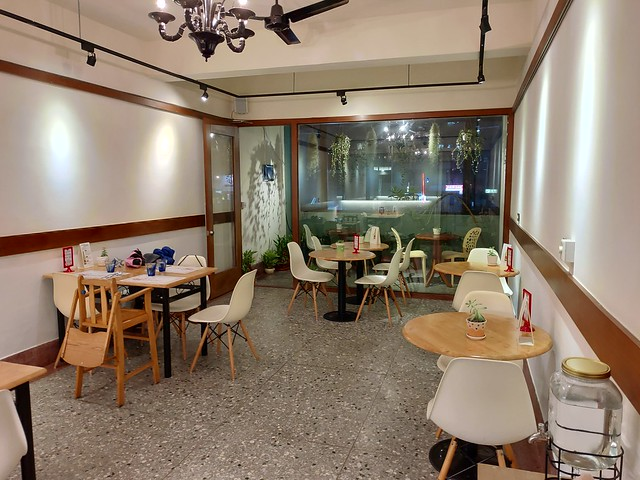 愛詩蔬食餐館(5)