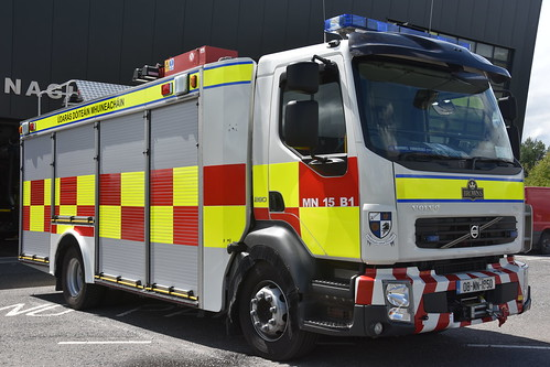 Monaghan Fire Authority 2008 Volvo FLL280  Browns ET 08MN1850
