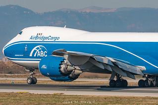 Air Bridge Cargo B747-83QRF VQ-BGZ